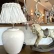 Lampa Provence Porcelánová -  711839TRE